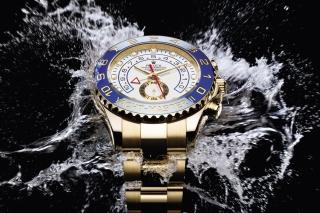 Rolex Yacht-Master Watches - Obrázkek zdarma pro 480x360