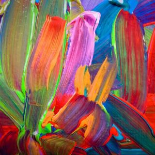 Acrylic Colors - Obrázkek zdarma pro iPad 3