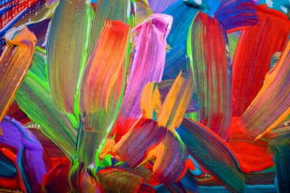 Acrylic Colors - Obrázkek zdarma pro Desktop Netbook 1366x768 HD