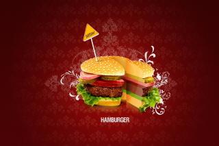 Hamburger - Obrázkek zdarma pro Samsung Galaxy Tab 4G LTE
