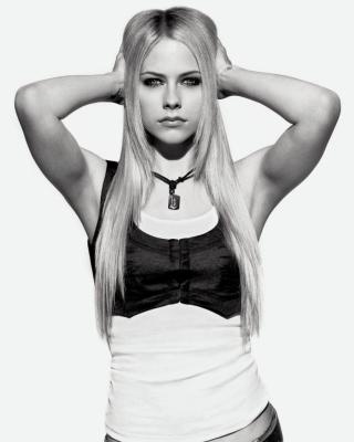 Avril Lavigne Smile - Obrázkek zdarma pro iPhone 3G