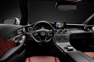 Mercedes Benz C250 AMG W205 2014 Luxury Interior Picture for Android, iPhone and iPad
