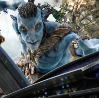 Avatar Movie - Obrázkek zdarma pro iPad mini