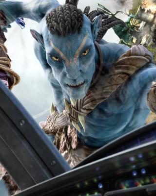 Avatar Movie - Obrázkek zdarma pro Nokia Asha 203