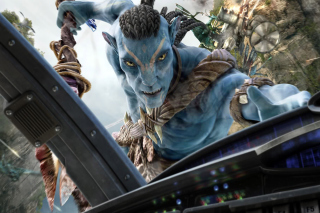 Avatar Movie Picture for Android, iPhone and iPad