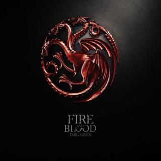 Targaryen Game of Thrones - Obrázkek zdarma pro iPad Air