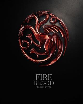 Targaryen Game of Thrones - Obrázkek zdarma pro 176x220