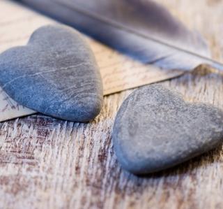 Stone Heart - Obrázkek zdarma pro iPad