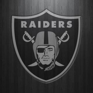 Oakland Raiders - Obrázkek zdarma pro 320x320