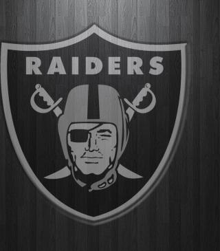 Oakland Raiders - Obrázkek zdarma pro Nokia X6