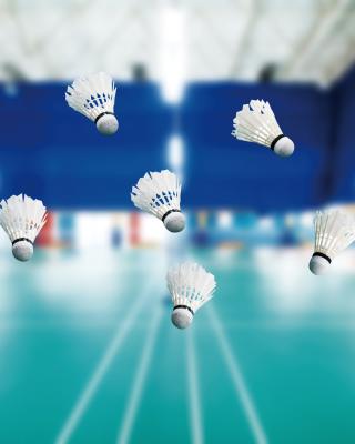 Badminton Court - Obrázkek zdarma pro Nokia Asha 303
