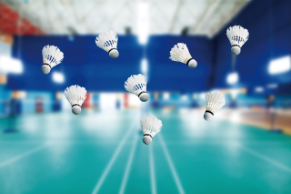 Badminton Court - Obrázkek zdarma pro Samsung Galaxy Tab S 8.4