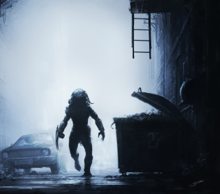 Predator - Obrázkek zdarma pro iPad 3