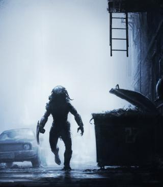 Predator - Obrázkek zdarma pro Nokia X7