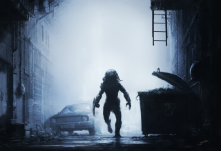 Predator - Obrázkek zdarma pro Desktop Netbook 1024x600