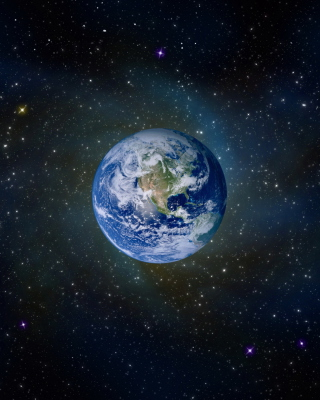 Earth - Obrázkek zdarma pro iPhone 4