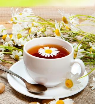 Chamomile Tea - Obrázkek zdarma pro iPad Air