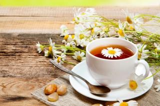 Chamomile Tea - Obrázkek zdarma pro Android 320x480