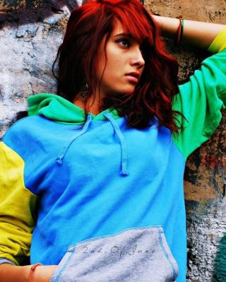 Graffiti Girl - Obrázkek zdarma pro 750x1334