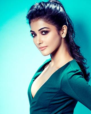 Pooja Hegde Indian model - Obrázkek zdarma pro iPhone 5