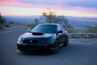 Subaru Impreza Wrc Picture for Android, iPhone and iPad
