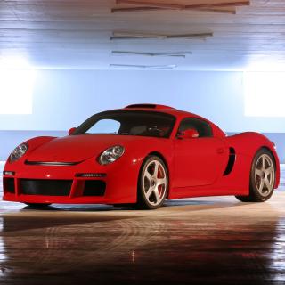 Porsche 911 Carrera Retro - Obrázkek zdarma pro 2048x2048