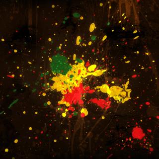 Rasta Splash - Obrázkek zdarma pro iPad 3
