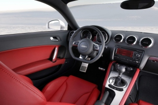 Free Audi TT 3 2 Quattro Interior Picture for Android, iPhone and iPad