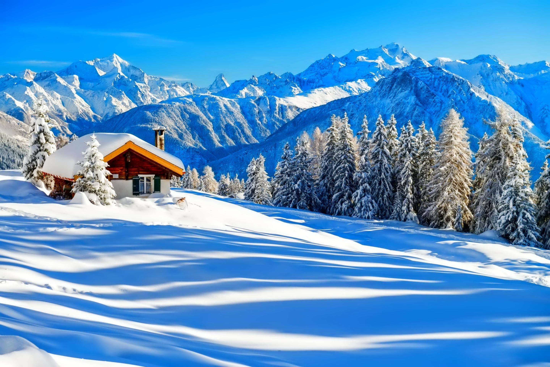 Зимняя природа картинки и фото 2