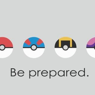 Pokemon Go Game HD - Obrázkek zdarma pro iPad mini 2