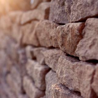 Macro Brick Wall Closeup - Obrázkek zdarma pro iPad 2
