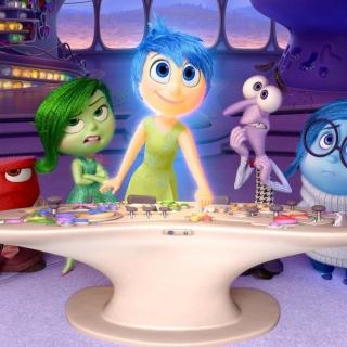 Inside Out, Riley Anderson - Obrázkek zdarma pro iPad 3