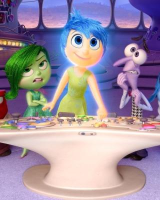 Inside Out, Riley Anderson - Obrázkek zdarma pro iPhone 5
