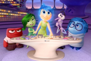 Inside Out, Riley Anderson - Fondos de pantalla gratis para LG E400 Optimus L3
