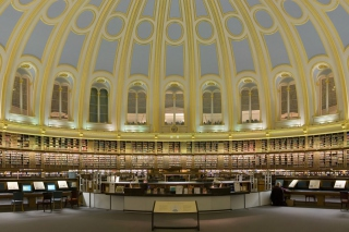 British Museum - Reading Room Picture for Android, iPhone and iPad