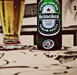 Heineken - Obrázkek zdarma pro iPad Air