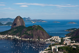 Rio De Janeiro Sugar Loaf Wallpaper for Android, iPhone and iPad