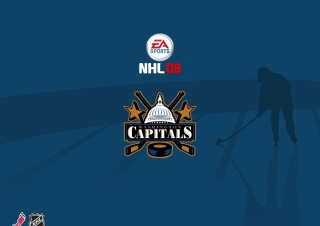 Free Nhl 08 - Washington Capitals Picture for Android, iPhone and iPad