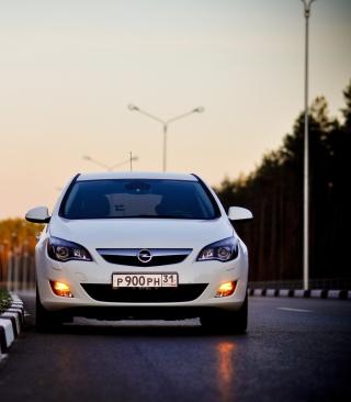 Opel - Obrázkek zdarma pro Nokia X3