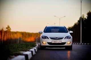 Opel - Obrázkek zdarma pro Samsung Galaxy S4