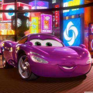 Cars - Obrázkek zdarma pro iPad Air