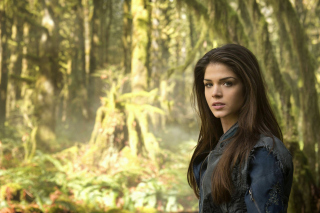 The 100, Marie Avgeropoulos Picture for Android, iPhone and iPad