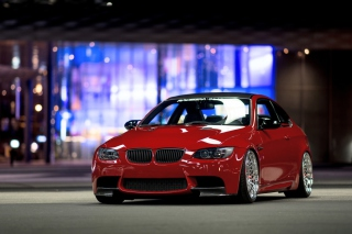 BMW M3 E92 Picture for Android, iPhone and iPad