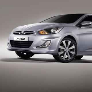 Hyundai RB - Obrázkek zdarma pro iPad