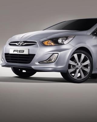 Hyundai RB - Obrázkek zdarma pro 320x480