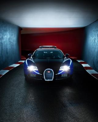 Bugatti Veyron - Obrázkek zdarma pro Nokia C-5 5MP