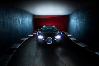 Bugatti Veyron - Obrázkek zdarma pro Nokia C3