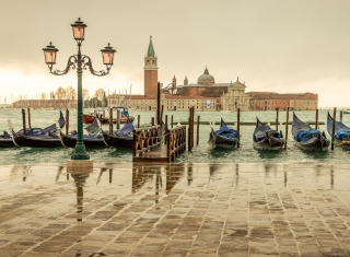 Venice - San Giorgio Maggiore Picture for Android, iPhone and iPad
