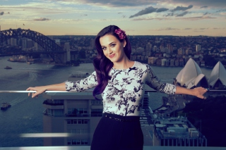 Katy Perry In Sydney 2012 Background for Android, iPhone and iPad