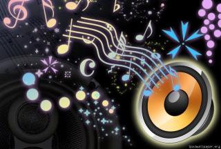 Audio Art - Obrázkek zdarma pro Nokia X5-01